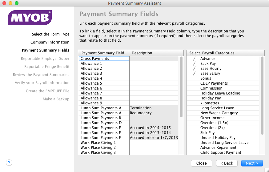 how to delete payment in myob