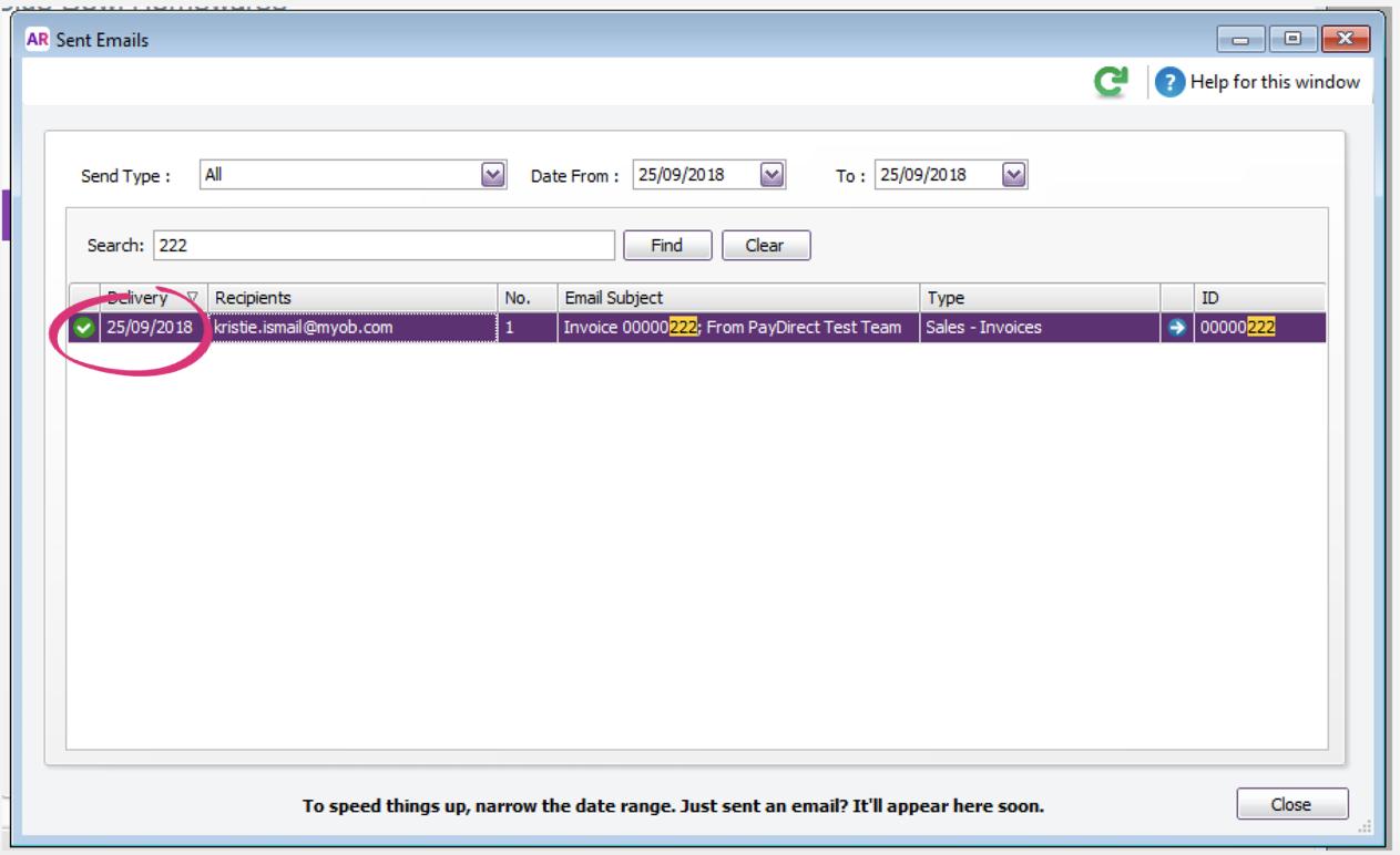 Online Invoicing MYOB AccountRight MYOB Help Centre - Online invoice generator australia