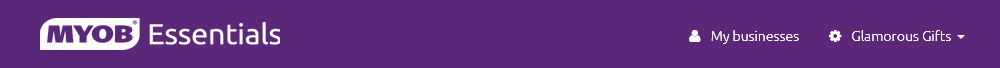 top purple bar