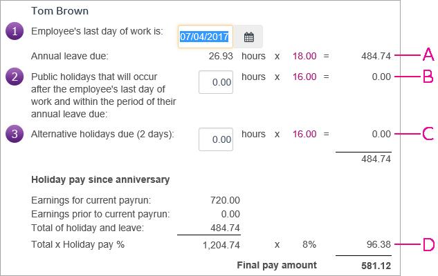 australian payroll calculator