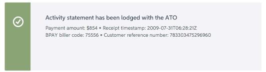 ato franking credit refund form