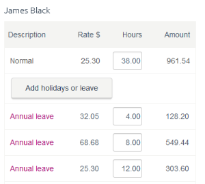how to calculate holiday pay nz